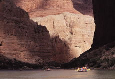 Vigas del río Imágenes de archivo libres de regalías
