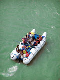 Vigas do rio Foto de Stock Royalty Free