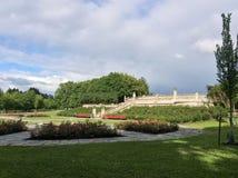 Vigeland公园,奥斯陆,挪威 免版税图库摄影