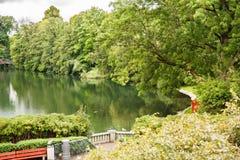 vigeland парка Осло Стоковая Фотография RF
