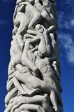 Vigeland Park Oslo Royalty Free Stock Photo