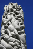 Vigeland Sculpture Park, Frognerparken (Frogner Borough), Oslo (Capital City), Norway. Royalty Free Stock Images