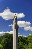 Vigeland-Skulptur-Anordnung, Frogner-Park, Oslo, Norwegen Lizenzfreies Stockfoto