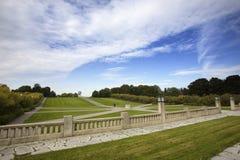 Vigelands Park Oslo Norway Royalty Free Stock Image