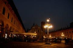 Vigevano, Ломбардия северная Италия, провинция Павии стоковые фотографии rf