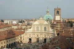Vigevano. City of Vigevano, Pavia, Lombardy, Italy Stock Image