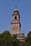 vigevano för bramanteitaly s torn Fotografering för Bildbyråer