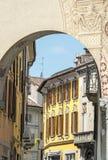 Vigevano (Italy) Royalty Free Stock Image