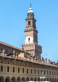 Vigevano: Piazza Ducale Royalty Free Stock Image
