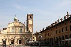 Vigevano & x28;Pavia, Lombardy, Italy& x29; Stock Image