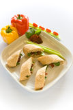 Vigi Sandwich Lizenzfreies Stockbild