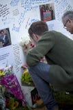 Vigil της Jo COX Στοκ φωτογραφίες με δικαίωμα ελεύθερης χρήσης