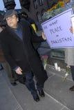 Vigil gethering for innocent victims of terrorism in Pakistn Stock Photos