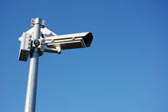 Vigilance camera Royalty Free Stock Photo