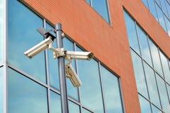 Vigilancia Foto de archivo libre de regalías