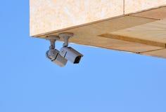 Vigilancia del perímetro fotografía de archivo libre de regalías