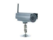 Vigilancia sin hilos Foto de archivo