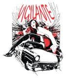 Vigilante Stock Images