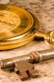 Vigilanza di casella immagini stock libere da diritti