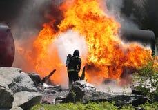 Vigile del fuoco Immagini Stock Libere da Diritti