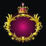 Vignet royalty-vrije illustratie