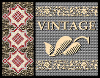 Vignette composition. Retro. Book Royalty Free Stock Photography