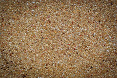 Vignette Pebble stone Wall background Texture. Royalty Free Stock Image
