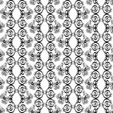 Vignettes seamless Stock Image