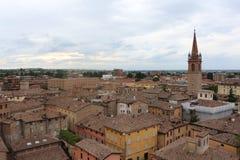 Vignola Italien Arkivbild