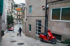 Vigo Photo libre de droits