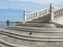 Vigo Bridge em Chioggia Imagens de Stock Royalty Free