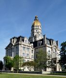 Vigo County Courthouse Fotografia Stock