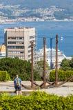 Vigo park Stock Photo
