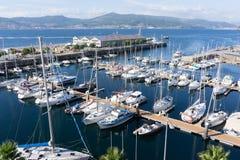 Vigo, Spain Harbor Stock Photos