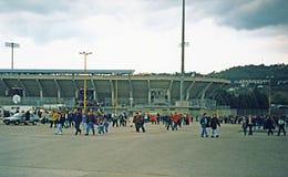 Vigorito stadion Fotografering för Bildbyråer