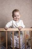 The vigorous child Royalty Free Stock Photos