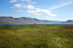 Vigur Isafjardardjpi Στοκ Φωτογραφία