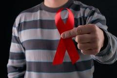 VIH de las ayudas Fotografía de archivo libre de regalías