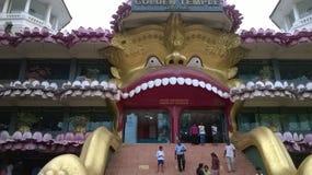 Vihara de hena de Vehera en nature de lnka de sri de pays photo libre de droits