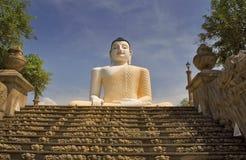 Viharaya 4 van Aluthgama kande Royalty-vrije Stock Foto