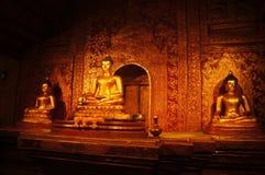 Viharn Pra Sing. Image of buddha Pra Sing ,Chiang Mai,Thailand Stock Photos