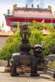 Viharn Sien, Pattaya Arkivbild