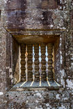 Vihear παράθυρο ναών Preah Στοκ Φωτογραφία