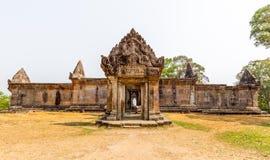 vihear preah świątynia zdjęcie stock