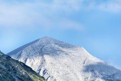 Vihren peak in  Pirin  mountain,Bulgaria Stock Photography