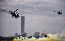 Vijay Diwas-Feier bei Kolkata stockbilder