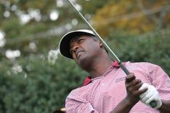 Vijay Singh, campeonato da excursão, Atlanta, 2006 Fotos de Stock Royalty Free