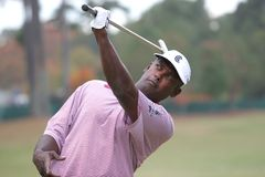 Vijay Singh, Tour Championship, Atlanta, 2006 Stock Photo