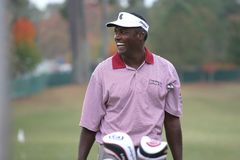Vijay Singh, Tour Championship, Atlanta, 2006 Stock Photos