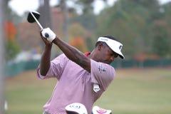 Vijay Singh, Tour Championship, Atlanta, 2006 Royalty Free Stock Photos
